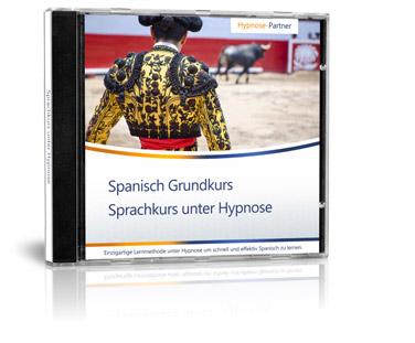 sprachkurs cd spanisch lernen unter hypnose schnell und. Black Bedroom Furniture Sets. Home Design Ideas